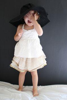 Dress up skirt