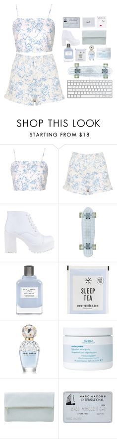 """""""Time fly very high"""" by beach-01 on Polyvore featuring Topshop, ROC, Givenchy, Marc Jacobs, Aveda and Whistles"""