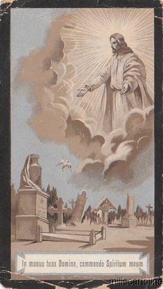 Santino Lutto Sac. Amaturo,morto Per Colera A Salerno Heaven Is Real, Jesus Mary And Joseph, Vintage Holy Cards, Religious Books, Mosques, Spiritual Life, Ivanka Trump, Christian Art, Roman Catholic