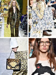 Autumn/Winter 2016's top-line fashion trends may be wildly different from each other, but they're all supercharged with one major element—creative electricity. This is your guide to the season's must-shop trends