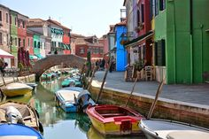 Marina Magro: Italia - Isola di Burano, Venezia
