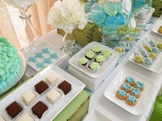 Modern Baptism Party Ideas   Photo 26 of 32   Catch My Party
