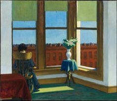 Room In Brooklyn Edward Hopper