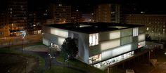 Carles Rahola Library , Girona, 2014 - Mario Corea
