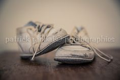 Childhood Memories Baby Shoes Photo Fine by PatrickRabbatPhotos