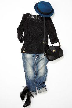 GET!TOKYOファッション、EVERYDAY!|LUMINE MAGAZINE