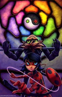 Awesome! And you can see the colors of the other miraculouses!