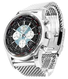 Breitling Transocean Chronograph AB0510 - Product Code 55984