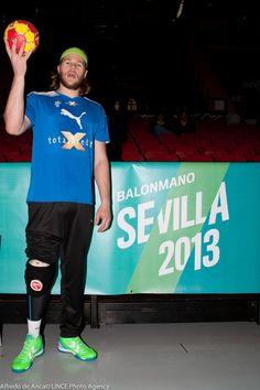 Mikkel Hansen // PSG Handball // Frz. Nationalmannschaft repinned by someid.de