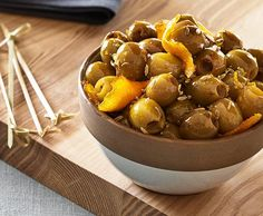 Perfect Autumn Olives