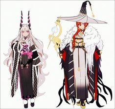 Realm Reborn, Gilgamesh Fate, Kimono Design, Witch Art, Type Moon, Character Design Inspiration, Cute Art, Character Art, Concept Art