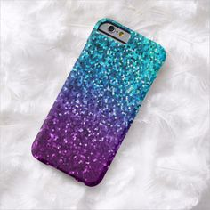SOLD iPhone 6 Case Slim Mosaic Sparkley Texture! #zazzle #iPhone6 #case #slim #mosaic #sparkley #texture #purple #blue  http://www.zazzle.com/iphone_6_case_slim_mosaic_sparkley_texture-256512585708319507