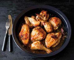 Čínské česnekové kuře (www.albert.cz/recepty)