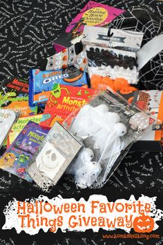 Win my favorite things in this Halloween Giveaway, from a movie to a blanket to decorations to activities to Oreos. Jack Skellington Costume, Christmas Rock, Snack Recipes, Snacks, Halloween Treats, Nightmare Before Christmas, Pop Tarts, Giveaway, Pumpkin