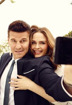 """"""" sending lots of love your way! here's some pictures that might make you feel a little better! John Francis Daley, Bones Series, Bones Tv Show, Emily Deschanel, David Boreanaz, Bones Booth And Brennan, Tj Thyne, Fox Bones, Seal Team 6"""