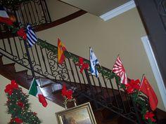 christmas around the world party - Christmas Around The World Theme Decorations