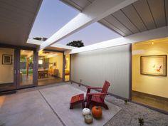Eichler. I would love an internal courtyard/atrium