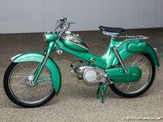 VS 50 L - Puch Lyx 1957
