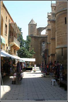 Nicosia, Nicosia District_ Cyprus