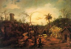 Pintura del Romanticismo.
