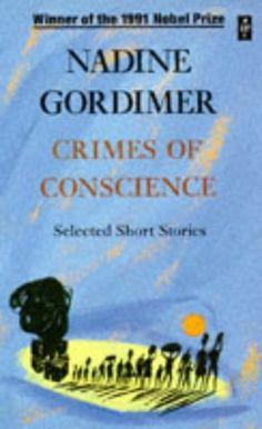 Amazon.com: Crimes of Conscience (African Writers Series) (9780435906689): Nadine Gordimer: Books