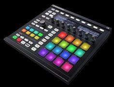 Native Instruments Intros Maschine MKII.