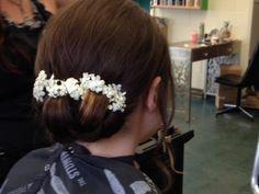 Hair clusters - smal