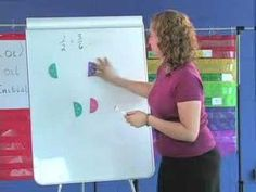 ▶ Demonstrate Equivalency with Rainbow Fraction® Circles - YouTube