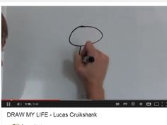 """How to Make a """"Draw My Life"""" Video"""