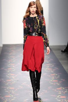 Giulietta Fall 2014 Ready-to-Wear Fashion Show
