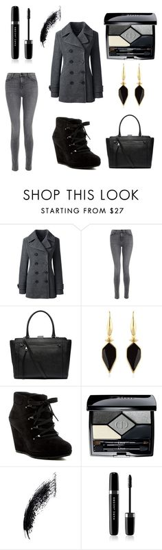 Зимняя тема by dasha3113 on Polyvore featuring мода, Lands' End, J Brand, Via Spiga, Witchery, Isabel Marant, Christian Dior and Marc Jacobs