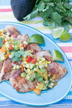 Cajun Grilled Chicke