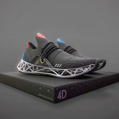 """Mi piace"": 7,180, commenti: 85 - #CallingAllCreators (@callingallcreators) su Instagram: ""@jmicgavin completely redesigns a @adidas 4D silhouette as the ""lightest shoe on earth."" Would…"""