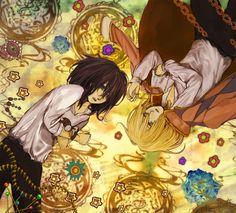 """ハウル by shira - Howl from Miyazaki's """"Howl's Moving Castle"""""""