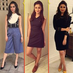 Now that's interesting! #AliaBhatt, Parineeti Chopra & Shraddha Kapoor to work in Dil Chahta Hai's sequel? #Vuhere to find out more