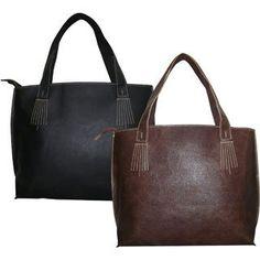 Amerileather Elegant Leather Tote