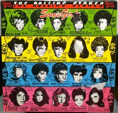Rolling Stones - Some Girls (1978)