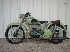 1956 Automoto 125cc by CycleTsar, via Flickr