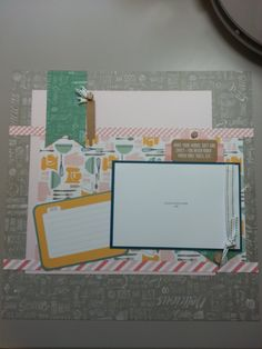 Gimme Some Sugar – Wendy Ball – For the Love of Scrap'n – Close to my Heart Independent Consultant