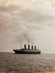 Titanic - The last photo.