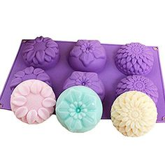 Best soap mold, cake mould for DIY cookies, hand made. Material: Food-Grade Silicone. With FDA/LFGB certificate. Size: Size: approx. 28*16.5*3CM/11*6.5*1.2inch. Domain Name Profits Have You Ever Felt A Cash Crunch? Would You Like To Supplement Your Income? What If There Was A Legitimate Way To... - http://kitchen-dining.bestselleroutlet.net/product-review-for-echodo-6-cavity-silicone-flower-soap-mold-chrysanthemum-sunflower-mixed-flower-shapes-cupcake-backing-mold-for-homema