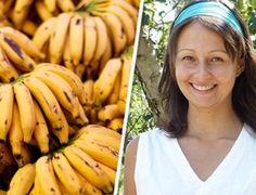 Ela comeu apenas banana durante 12 dias - e o resultado foi incrível! - iDicas