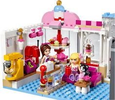 Heartlake Cupcake Cafe (41118)