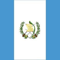 Guatemala Flag Stickers