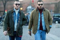 The Best Street Style from Day 2 of Pitti Uomo