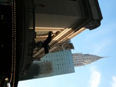 Grand Central Terminal w Chrysler Building in BG, NYC