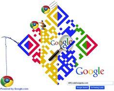 Googles Qr Code, Google Doodle