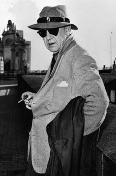 John Ford, oozing his unique brand of personal charm.