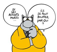 Les questions du Chat - Geluck