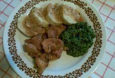 Moravský vrabec - recept. Přečtěte si, jak jídlo správně připravit a jaké si nachystat suroviny. Vše najdete na webu Recepty.cz. Pork, Beef, Chicken, Craft, Pork Roulade, Meat, Art Crafts, Pigs, Basteln